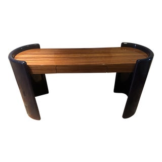 1980s Hollywood Regency Inspired Custom Karl Springer Console / Desk For Sale