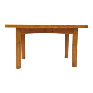 Charlotte Perriand Attributed Dining Table For Sale