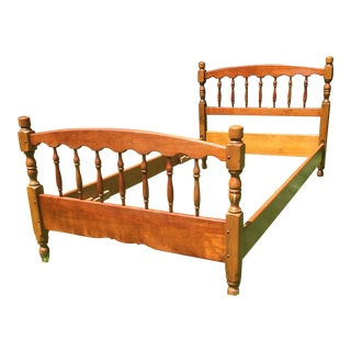 Stickley Cherry Valley Twin Bed For Sale