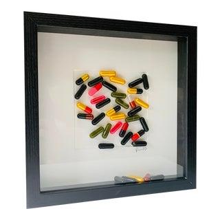 """Original 3d Artwork """"Love Potion"""" Framed For Sale"""