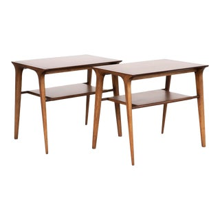 Set of John Van Koert for Drexel Side Tables For Sale