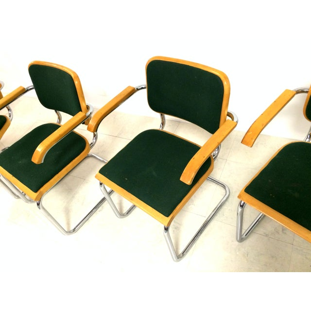 Vintage Thonet Marcel Breuer Cesca Chairs - 6 - Image 5 of 7