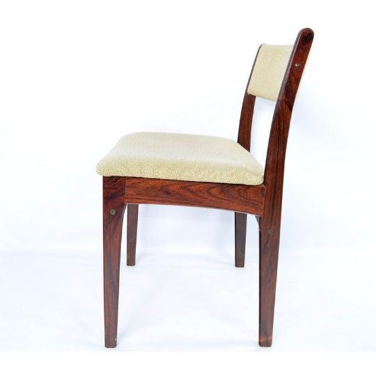 Mid-Century Modern Danish Chairs - Set of 6 - Image 4 of 6