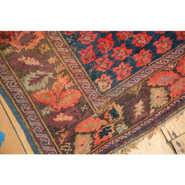 "Antique Karabagh Carpet - 4'9"" x 9'4"" For Sale In New York - Image 6 of 13"