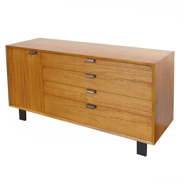Mid-Century Modern George Nelson for Herman Miller Primavera Cabinet or Dresser For Sale - Image 3 of 11