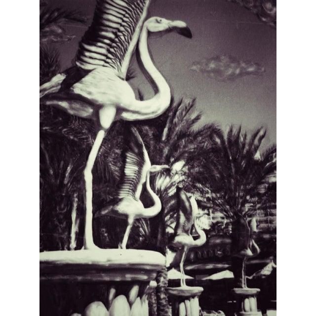 "Patricia McDonald ""Flamingoes"" Framed Photo Print - Image 3 of 3"