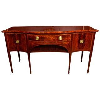 Unusual George III Sideboard For Sale