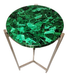 Image of Army Green Tables