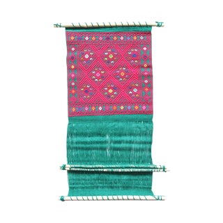 Backstrap Loom Textile VI For Sale