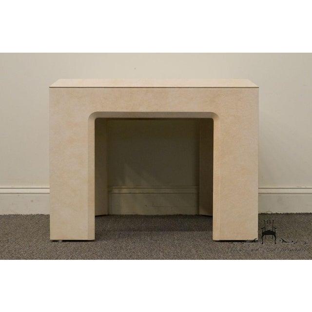 "Altavista Lane Lane Furniture Contemporary Style 28"" End Table For Sale - Image 4 of 13"