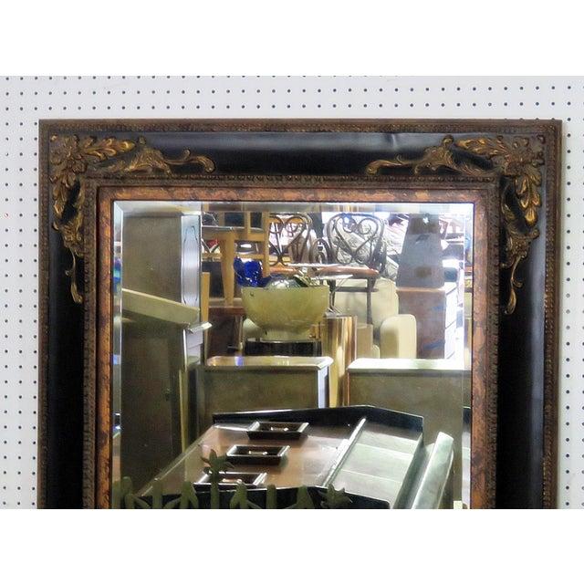 Hollywood Regency Regency Style Wall Mirror For Sale - Image 3 of 6