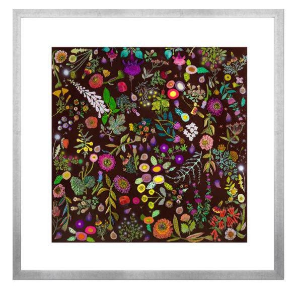 Kenneth Ludwig Chicago Fig Tree Garden Art Print by Eli Halpin For Sale - Image 4 of 4