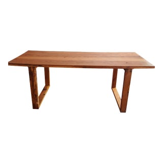 Natural Oak Desk For Sale