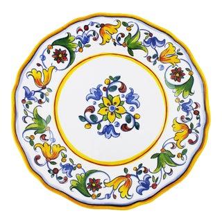 """Capri 11"""" Melamine Dinner Plate, Set of 4 For Sale"""