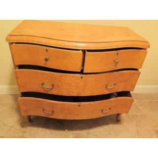 Antique Chippendale Style Chest of Drawers Preview