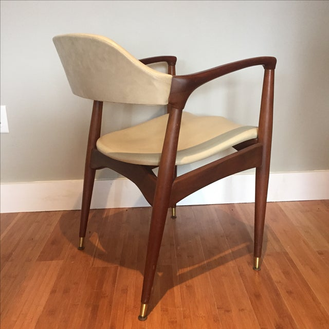 Mid-Century Modern Chair by Jamestown Lounge Co For Sale - Image 4 of 10