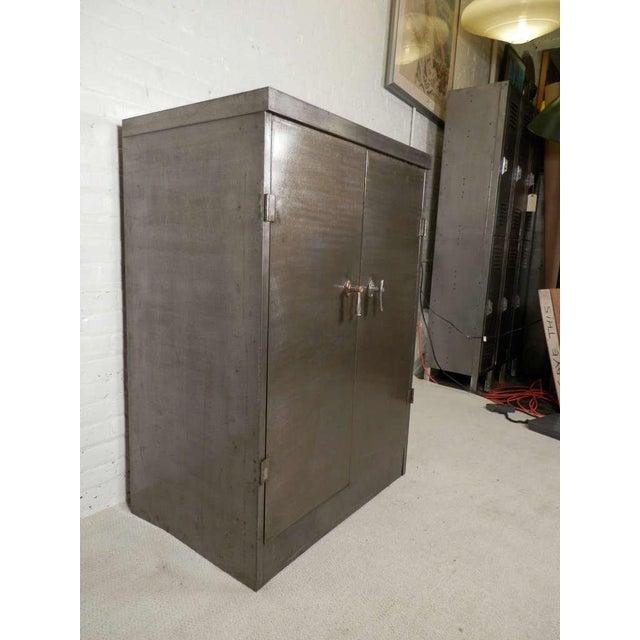 Heavy Duty Industrial Metal Cabinet - Image 3 of 9