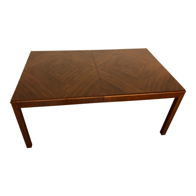Maurice Villency Expandable Dining Table For Sale