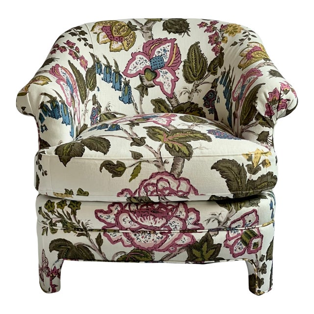 """Sasha Accent Chair in Peter Fasano's """"Chatsworth"""" For Sale"""
