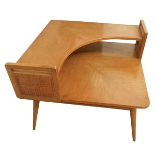 Weiman Heirloom Square Side Table For Sale
