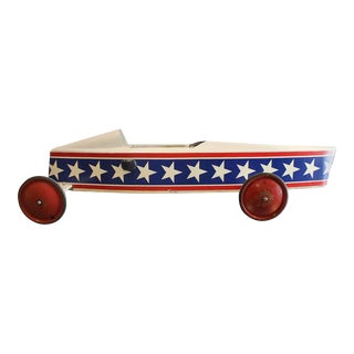 1950s American Soap Box Derby Car For Sale
