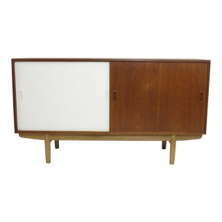 Borge Mogensen Danish Teak Credenza For Sale