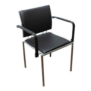 Dietiker Quadro-Steel Armchair For Sale
