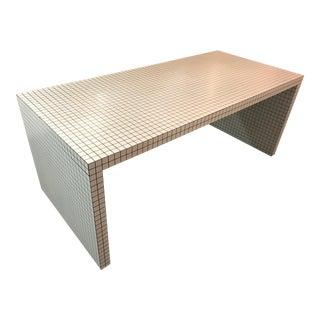 Zanotta Superstudio 2830 Writing Desk For Sale