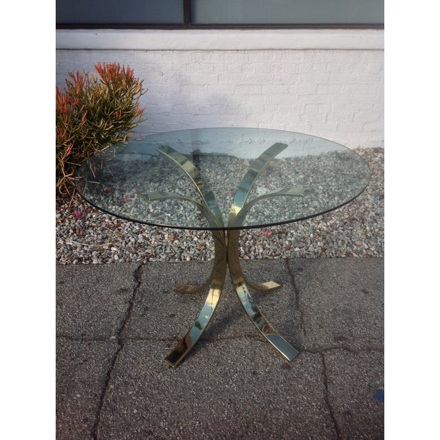 Vintage Dining Table Inspired by Osvaldo Borsani - Image 4 of 5