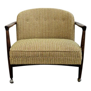 Mid-Century Selig Danish Chair For Sale