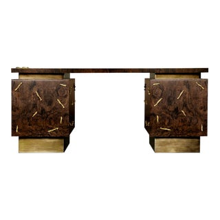 Covet Paris Baraka Partner Desk For Sale