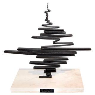 Lia DI Leo Sculptor to the Stars 1/1 Kinetic Sculpture 3.9 Magnitude For Sale