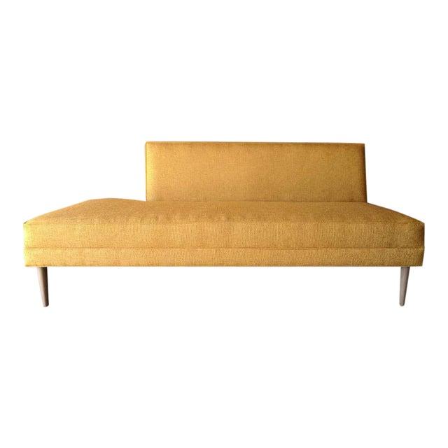 Mid Century Style Custom Day Bed Sofa - Image 1 of 8