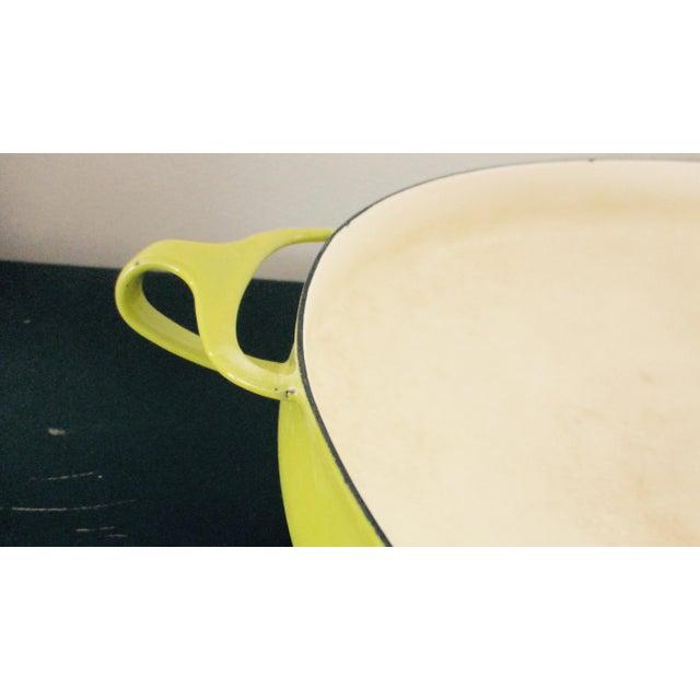 Jens Quistgaard Dansk Mid-Century Modern Yellow Paella Pan - Image 10 of 11