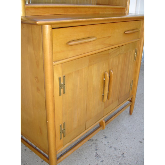 Cushman Contemporary Hutch /Sideboard - Image 6 of 8