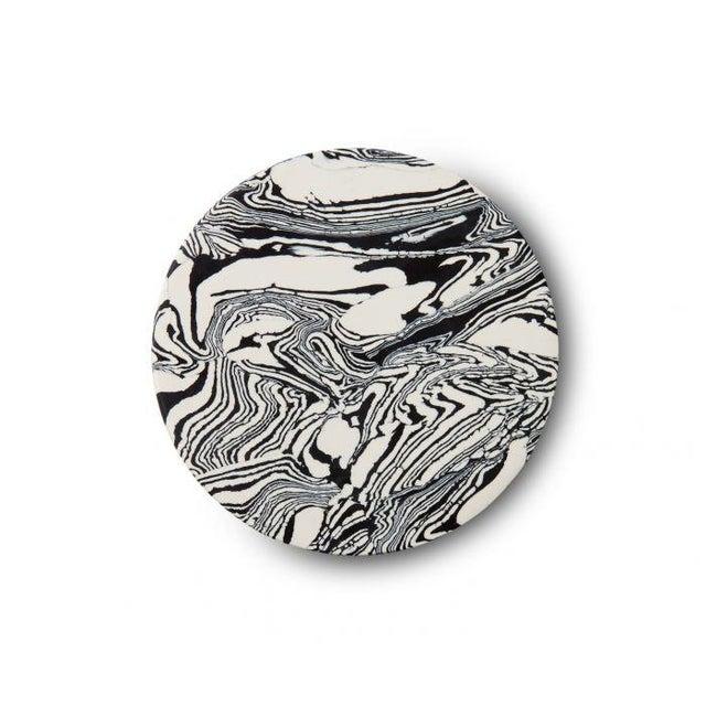 White Tom Dixon Swirl Large Dumbbell Hook For Sale - Image 8 of 8