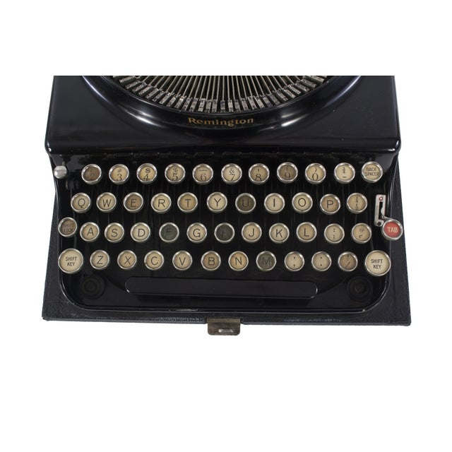 Vintage Remington Portable No. 3 Typewriter - Image 2 of 5