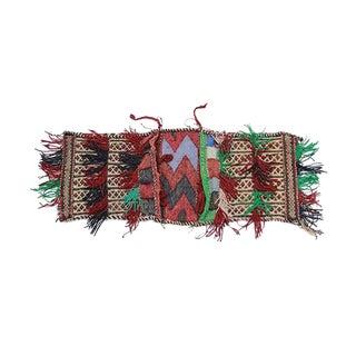 21st Century Camel Saddle Bag Textile Art For Sale