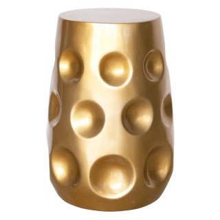 Selamat Designs Copper Gemma Lacquer Spot Table