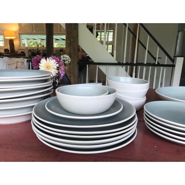Ceramic Heath Ceramics Plates and Bowls - Set of 33 For Sale - Image 7 of 12