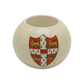 Antique Cambridge University Match Holder For Sale