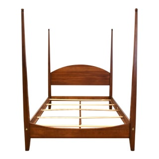 Ethan Allen American Impressions Cherry Queen Bed For Sale