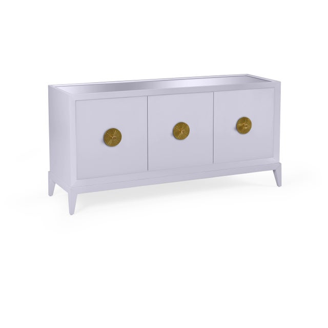 Transitional Casa Cosima Hayes Sideboard, North Cascades For Sale - Image 3 of 3