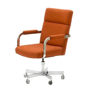 Milo Baughman for Thayer Coggin Executive Office Chair