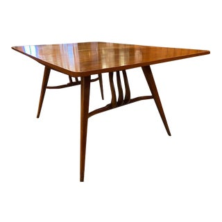1950s Sputnik Atomic Period Dining Table For Sale