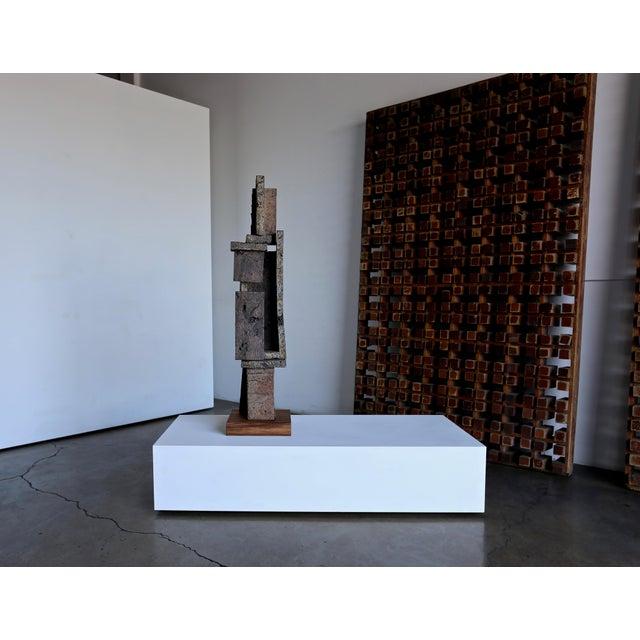 Tim Keenan Large Scale Ceramic Sculpture For Sale - Image 13 of 13