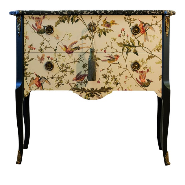 1920s Louis XV Style Chest Of Drawers For Sale