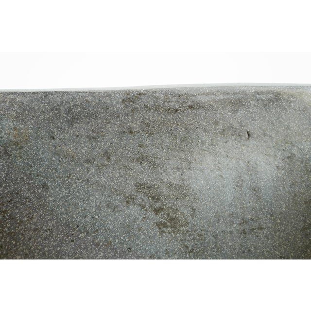 River Rock Bowl Large For Sale - Image 4 of 5