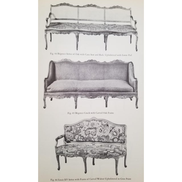 Paper French Provincial Decorative Art by Catherine Oglesby 1951 For Sale - Image 7 of 8