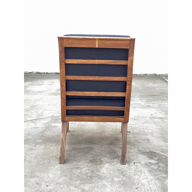 Mid 20th Century Danish Cabinetmaker Rosewood Armchair For Sale - Image 5 of 13